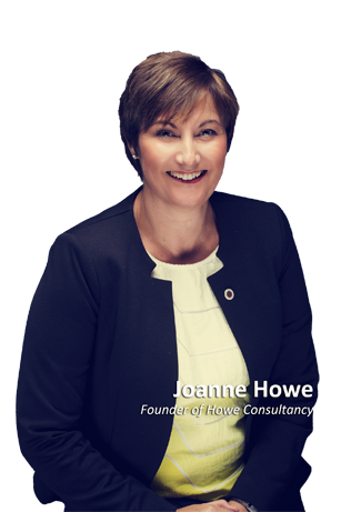Joanne Howe Founder of Howe Consultancy